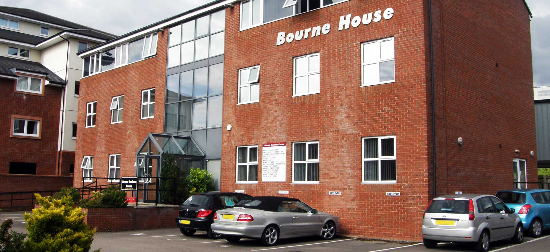 The Bourne Business Centre